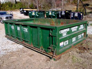 Dumpster Rental & Delivery Cumming GA - Chipper LLC Tree Service -  - More_Dumpsters