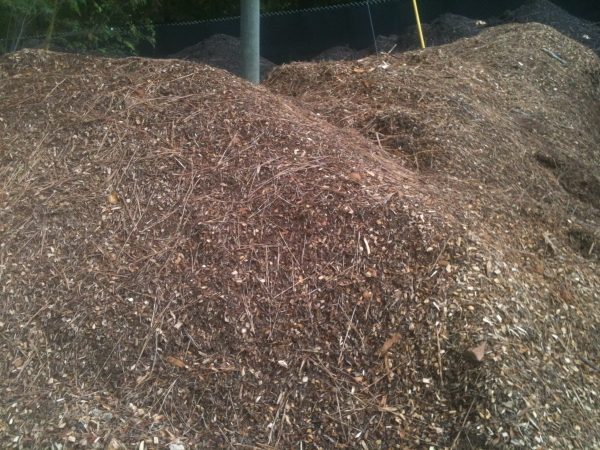 Chipper Llc Screened Topsoil Soil Conditioner Compost